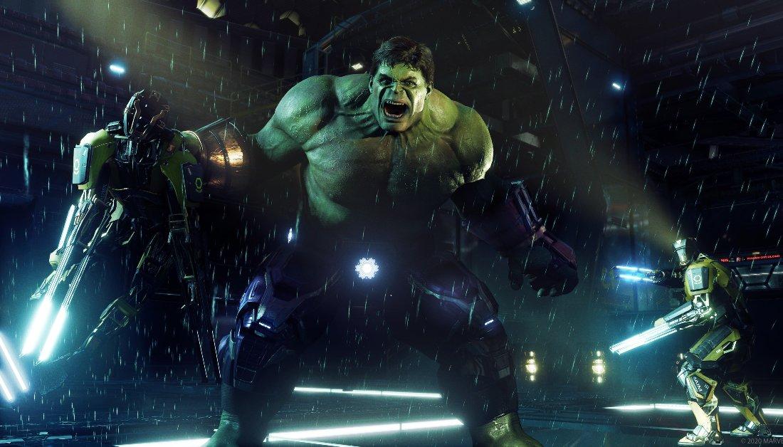 ¡Marvel's Avengers tiene CrossGame!