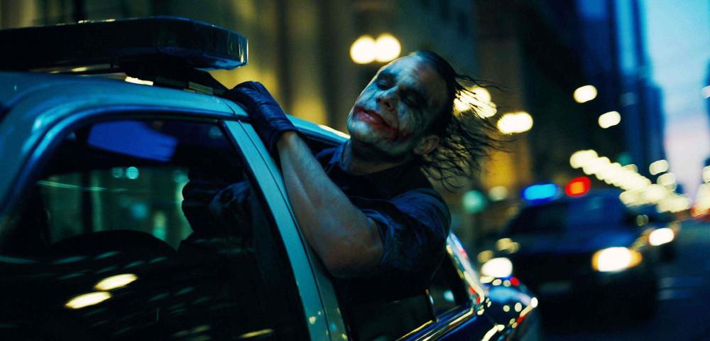 The Dark Knight Nolan Joker