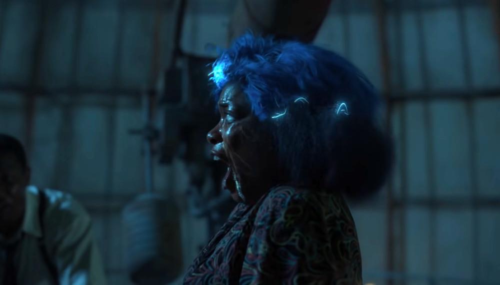 Hippolyta pelo azul Orithyia Blue