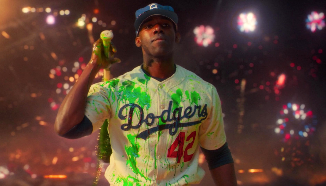 Lovecraft Country Jackie Robinson