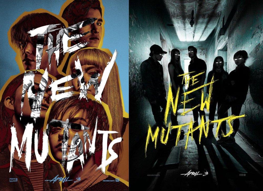 Posters nuevo y antiguo