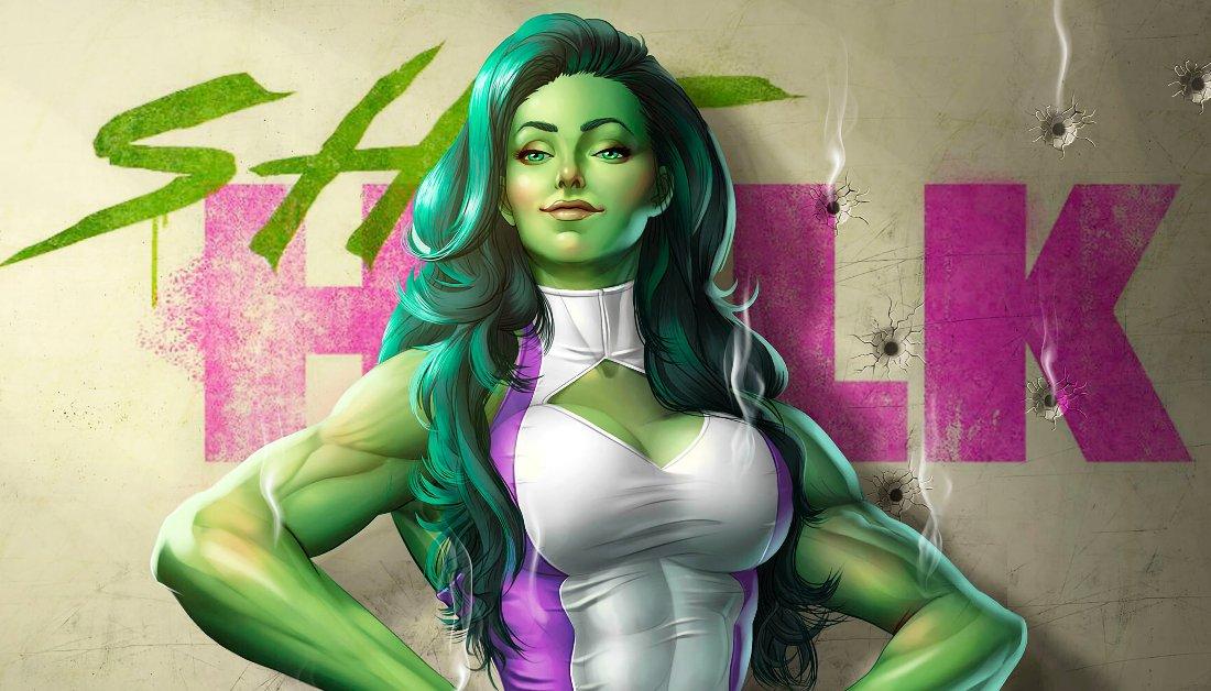 She-Hulk Series Marvel